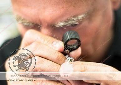 روش تشخیص سنگ